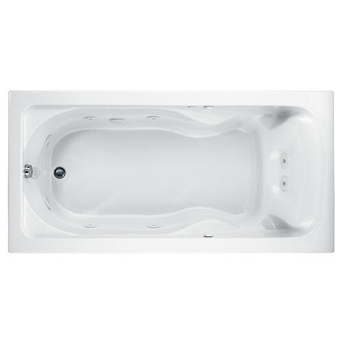 Cadet 72x36 inch Bathtub - White