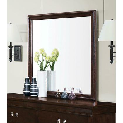 See Details - Louis Philippe Square Dresser Mirror