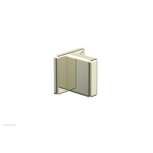 MIX Volume Control/Diverter Trim - Blade Handle 290-35 - Burnished Nickel