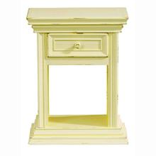 See Details - Nightstand - Butter Finish
