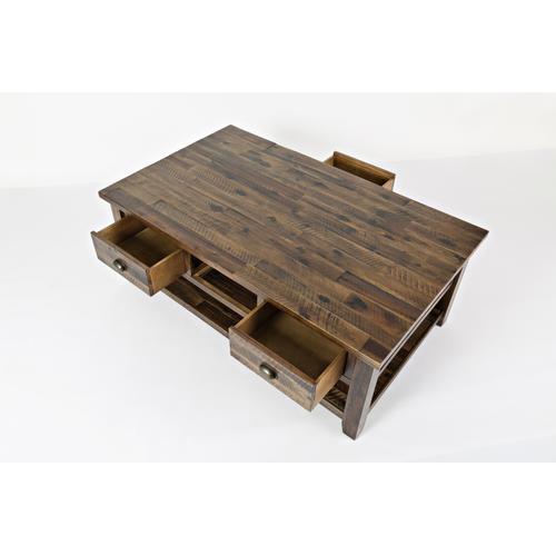 Artisan's Craft Cocktail Table