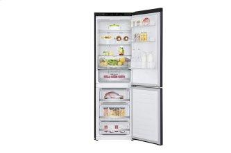 "24"" Counter Depth Bottom Freezer Refrigerator With Door Cooling+ and Wine Rack, 12 Cu. Ft."
