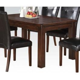 Acme Furniture Inc - Brown Cherry Dining Table