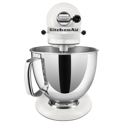 Artisan® Series 5-Quart Tilt-Head Stand Mixer Meringue
