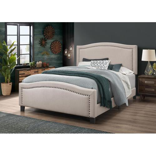 Queen Single Box Bed