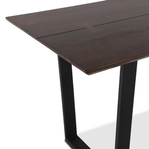"Product Image - Mozambique 66"" Gathering Table Walnut"