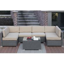 7-pcs Sectional Set