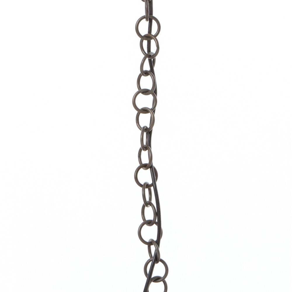 Dark Antique Brass 7' Additional Chain