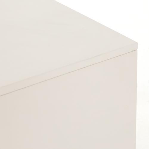 Tucker Nightstand-white