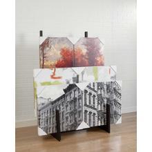 See Details - Wall Art Display Unit