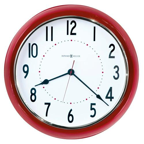 Howard Miller Crimson Hall Oversized Wall Clock 625653