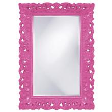 Barcelona Mirror - Glossy Hot Pink