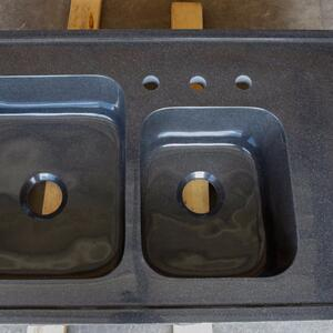 Custom Double Basin Drop Product Image