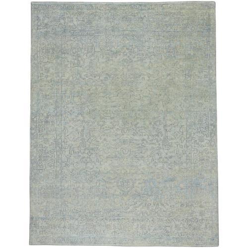 Capel Rugs - Barletta Seafoam - Rectangle - 9' x 12'