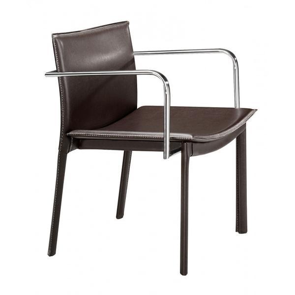 See Details - Gekko Conference Chair Espresso