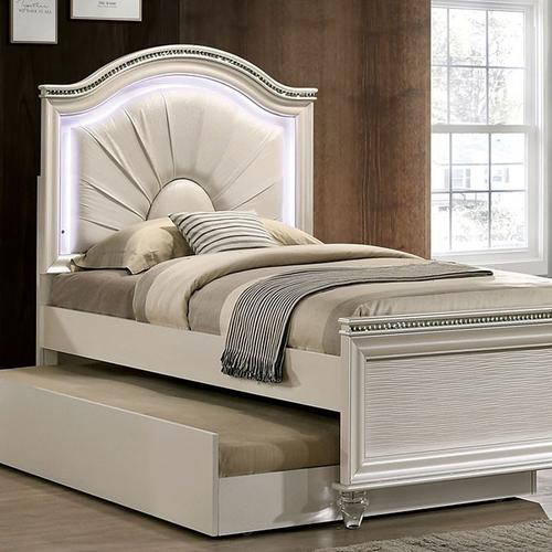 Cm7901t In By Furniture Of America In Torrance Ca Allie Twin Bed