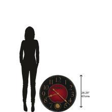 Howard Miller Harmon Oversized Wall Clock 625374