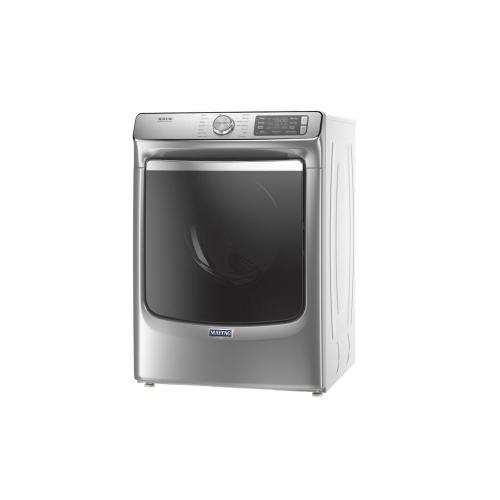 Maytag Canada - Smart Front Load Electric Dryer with Extra Power and Advanced Moisture Sensing with industry-exclusive extra moisture sensor - 7.3 cu. ft.