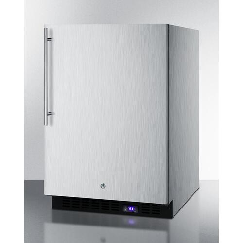 """Product Image - 24"""" Wide Outdoor All-freezer With Icemaker"""
