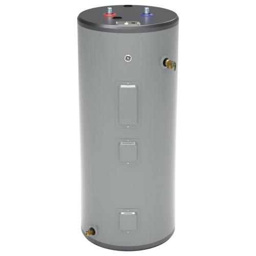 GE® 40 Gallon Short Electric Water Heater