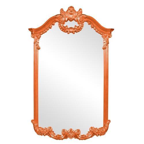 Howard Elliott - Roman Mirror - Glossy Orange