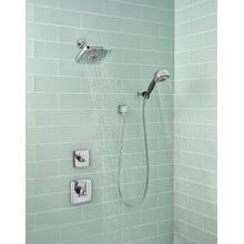 Chrome H 2 Okinetic ® 3-Setting Raincan Shower Head