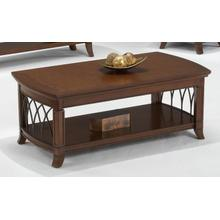 See Details - Cathedral Cocktail Table
