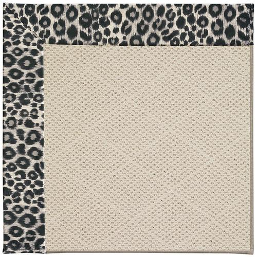 Creative Concepts-White Wicker Cats Meow Zinc Machine Tufted Rugs