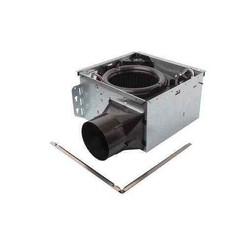 Broan® Humidity Sensing Bathroom Exhaust Fan ENERGY STAR®, 50-110 CFM