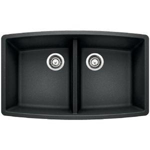 Performa Equal Double Bowl - Anthracite
