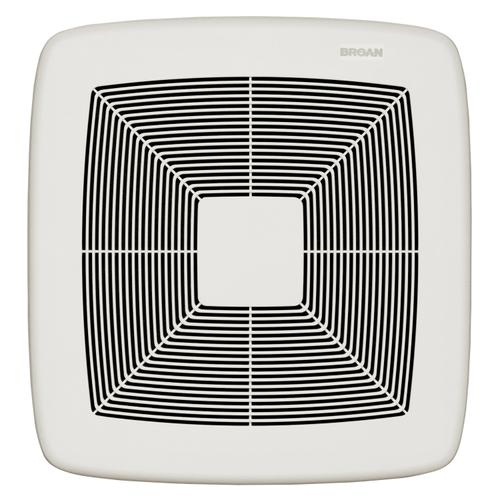Broan® LoProfile Exhaust Ventilation Fan Finish Pack, White, 80 CFM
