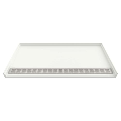 American Standard - Townsend 64x34-inch Solid Surface Shower Base  American Standard - Soft White