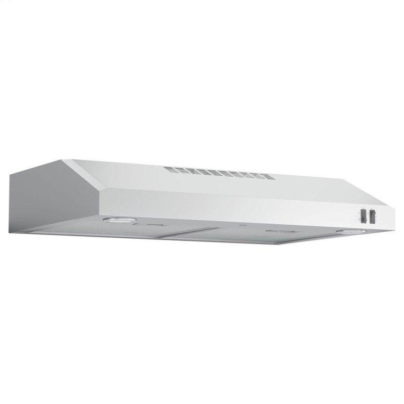 """®30"""" ENERGY STAR Certified Under The Cabinet Hood"""