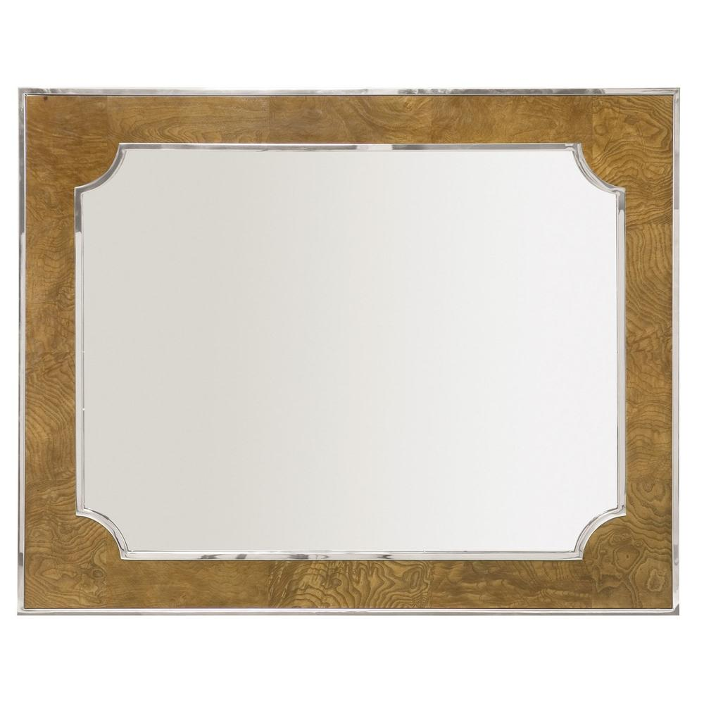 Soho Luxe Mirror in Dark Caramel (368)