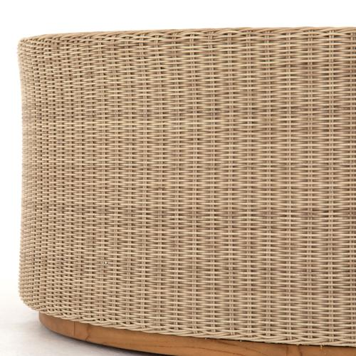 Harpa Outdoor Storage Coffee Table