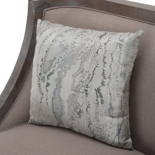 Dallas Wood Trim Sofa