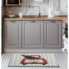 Accent Decor/xmas 101jp Grey 2' X 3' Decorative Rug