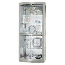 See Details - Howard Miller Bradington II Curio Cabinet 680396