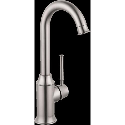 Steel Optic Bar Faucet, 1.5 GPM