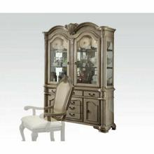 ACME Chateau de Ville Hutch & Buffet - 64069 - Antique White