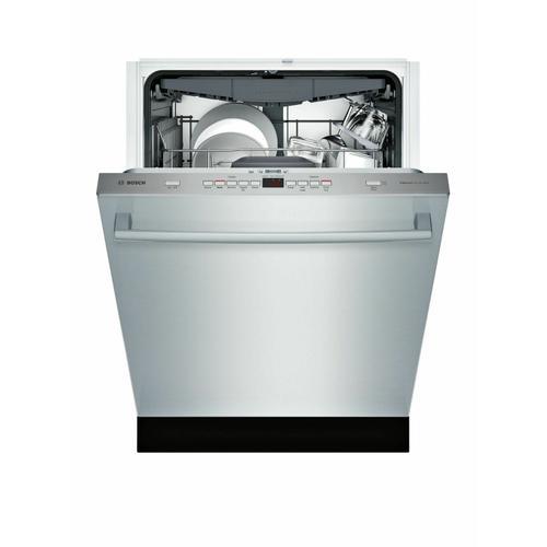 Bosch - 300 Bar Hndl, 5/4 cycles, 44 dBA, 3rd Rck, InfoLight - SS