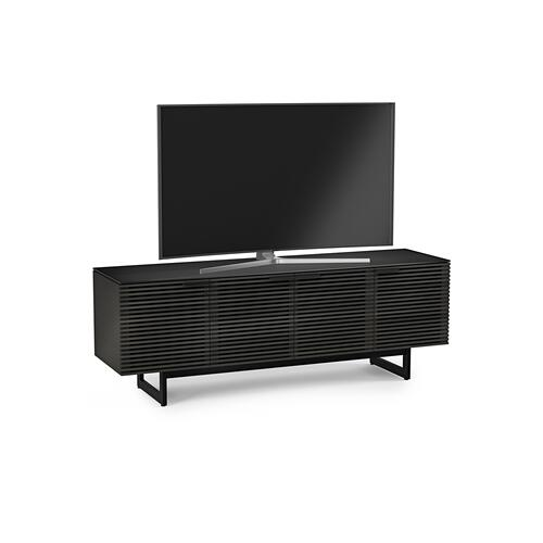 BDI Furniture - Corridor 8179 Media Console in Charcoal Stained Ash