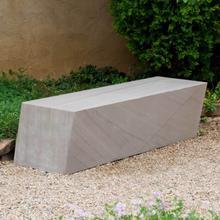 Quad Bench Grigo Sandstone