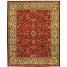 Kinsley Red Ivory Hand Tufted Rugs