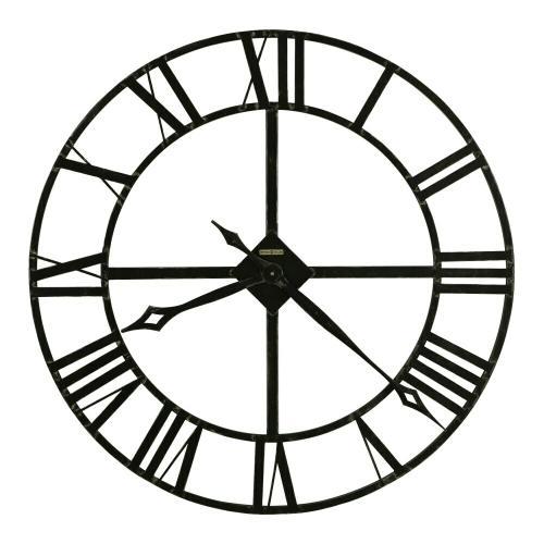 Howard Miller Lacy Oversized Iron Wall Clock 625372
