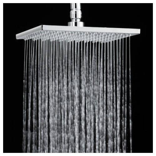 American Standard - 8 Inch Square Rain Showerhead - Polished Chrome