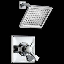 Chrome Monitor ® 17 Series Shower Trim