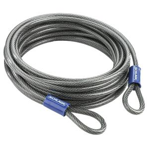 """Double Loop Cable  30' x 3/8"""" Steel Cable - No Finish Product Image"""