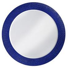 View Product - Bergman Mirror - Glossy Royal Blue