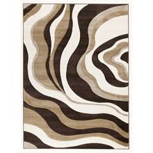 Medium Rug Rivoletto - Brown Collection Ashley at Aztec Distribution Center Houston Texas
